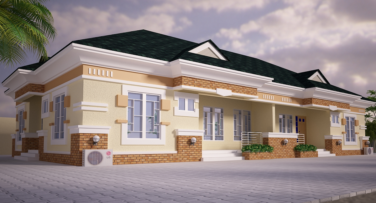 2 Bedroom Apartments In Nigeria House Design And
